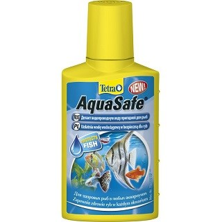 TetraAqua AquaSafe 500мл на 1000лит