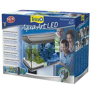Аквариум Tetra AquaArt LED Tropical 60л 61,5х34х43см