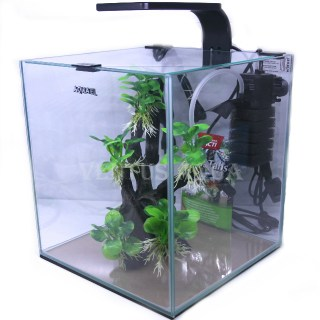 Aквариум SHRIMP SET SMART LED PLANT ll 20 /черный/19 л,(Aquael)