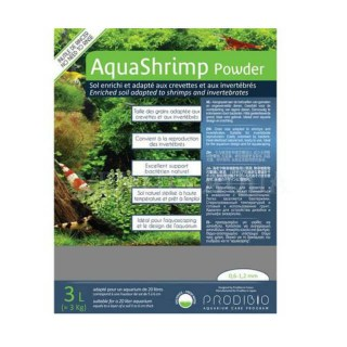 Субстат для креветок AquaShrimp Powderl,Prodibio,PD-008661,фото